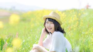 Japanese Girl 2048x1367 wallpaper