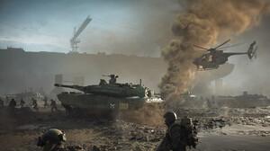 Battlefield 2042 Battlefield Video Game Art 1920x1080 Wallpaper