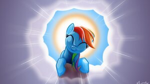 Rainbow Dash 1680x1050 Wallpaper