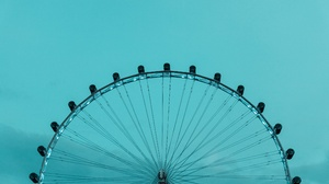 Man Made Ferris Wheel 3840x2160 Wallpaper