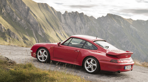 Car Porsche Porsche 911 Porsche 911 Turbo Red Car Sport Car Vehicle 3543x2362 Wallpaper