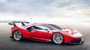 Ferrari Supercars Car Vehicle Red Cars Ferrari P80 C 2560x1707 Wallpaper