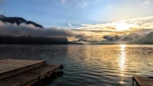 Lake 3840x2160 Wallpaper