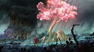 Aurora Child Of Light Ubisoft 1680x1050 Wallpaper