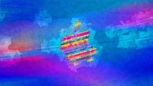 Logo 4K Digital Art Artwork Abstract Apple Inc 3840x2160 Wallpaper