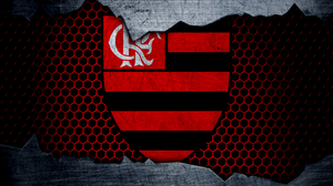 Clube De Regatas Do Flamengo Logo Soccer 3840x2400 wallpaper