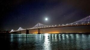 Bay Bridge San Francisco 5616x3744 wallpaper