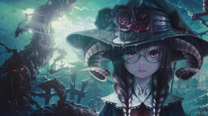Anime Anime Girls Halloween Costumes 2000x1124 Wallpaper