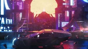 Blade Runner 2049 Car City Futuristic 1920x1285 Wallpaper