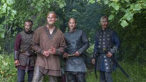 TV Show Vikings 2880x1920 wallpaper