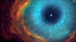 Helix Nebula Space Stars Nebula 3000x1694 Wallpaper