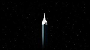 Artwork Spaceship Stars Science Fiction Vehicle Mass Effect N7 1920x1080 Wallpaper
