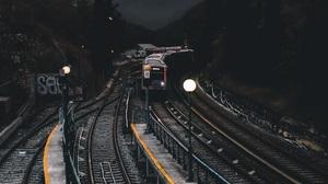 Train Rail Railway 1920x1280 wallpaper