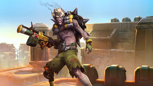 Junkrat Overwatch Overwatch 1920x1200 Wallpaper