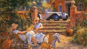 Artistic Painting 1920x1200 Wallpaper