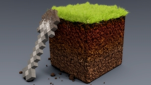 Grass Minecraft Mojang Video Game 1920x1080 Wallpaper