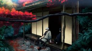 Anime Gintama Gintoki Sakata 1920x1080 Wallpaper