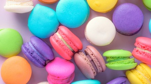 Colors Macaron Sweets 7360x4912 Wallpaper