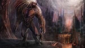 Fantasy Creature 2560x1600 wallpaper