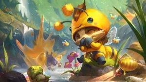 League Of Legends Teemo League Of Legends 2047x1208 Wallpaper