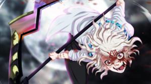 Blood Boy Juuzou Suzuya Red Eyes Scythe White Hair 1920x1546 Wallpaper