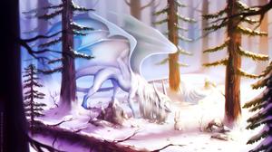 Dragon Rabbit 2560x1440 Wallpaper