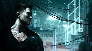 Man Rain Sleeping Dogs Tattoo 2560x1600 Wallpaper