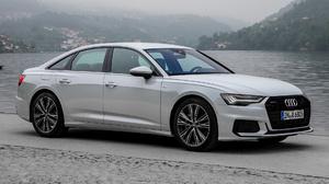 Audi A6 S Line Car Luxury Car Sedan Silver Car Wallpaper Resolution 1920x1080 Id 1084618 Wallha Com