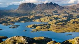 Scotland Landscape Nature Lake 6000x4000 Wallpaper