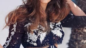 Sagaj Photography Women Brunette Long Hair Messy Hair Hands In Hair Makeup Eyeliner Eyebrows Brown E 1440x1800 Wallpaper