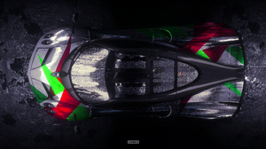 CROWNED Car Pagani 3440x1442 Wallpaper