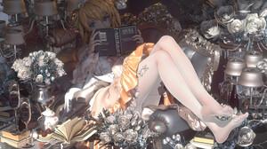 Anime Anime Girls Neon Genesis Evangelion Asuka Langley Soryu Blue Eyes Fan Art Digital Art Dress Lo 1920x837 Wallpaper