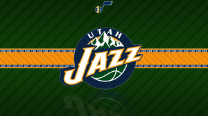 Basketball Emblem Logo Nba Utah Jazz 1920x1080 Wallpaper