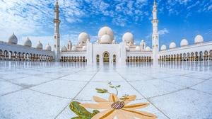 Building Dome Mosque 2048x1365 wallpaper