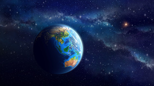 Earth From Space 10518x6161 Wallpaper