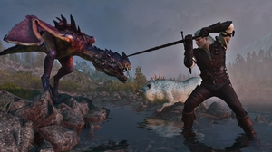 The Witcher The Witcher 3 Wild Hunt Geralt Of Rivia 2048x1152 wallpaper