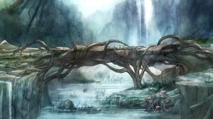 Aurora Child Of Light Ubisoft Ubisoft 1920x1200 Wallpaper