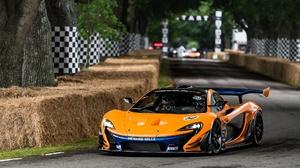 Car Mclaren Mclaren P1 Orange Car Race Car Supercar Vehicle 2048x1280 Wallpaper