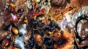 Beast Marvel Comics Colossus Cyclops Marvel Comics Nightcrawler Marvel Comics Wolverine 1920x1200 Wallpaper