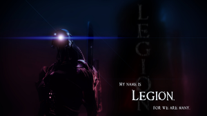 Legion Mass Effect 3840x2160 wallpaper
