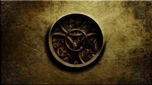 Steampunk Gears Artwork Mechanics Digital Art Clockwork Clockworks Machine Grunge 1920x1080 Wallpaper