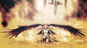 Masateru Fantasy Art Women Fantasy Girl 1500x946 Wallpaper