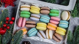 Macaron Sweets 4000x2667 Wallpaper