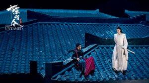 Lan Wangji Lan Zhan Wei Ying Wei Wuxian Xiao Zhan Wang Yibo 2048x1204 Wallpaper