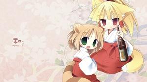 Anime Girl 1600x1200 Wallpaper