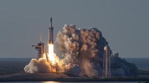 Lift Off Rocket Spacex 3000x2000 Wallpaper