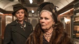 Judi Dench Murder On The Orient Express Olivia Colman 2000x1076 wallpaper