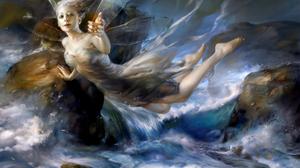 Fantasy Fairy 2560x1800 wallpaper