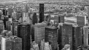 Black Amp White Manhattan New York Queensboro Bridge 1920x1200 Wallpaper