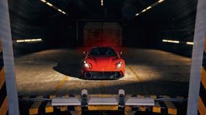Car Ferrari Ferrari 812 Superfast Red Car Sport Car Supercar 4500x3002 wallpaper